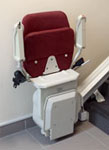 Stannah Saxon 420 Reconditioned from Assured Stairlifts