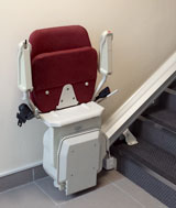 Assured Stairlifts Stannah 420 Reconditioned Stairlift